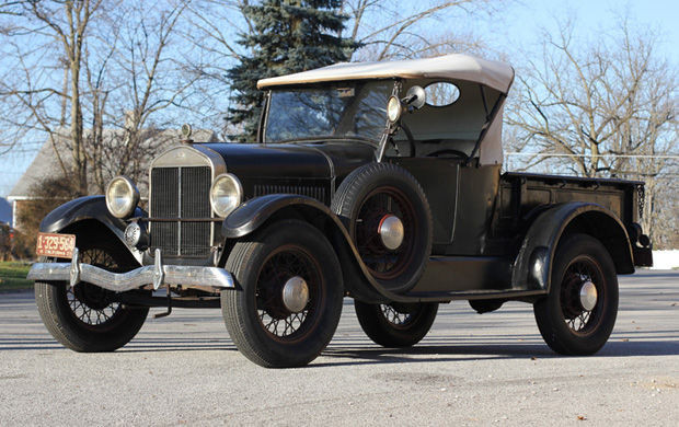 1927 Ford Model T Roadster Pickup